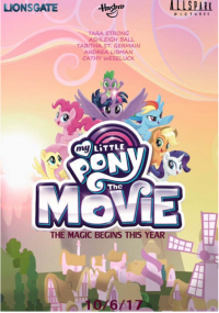 My Little Pony vo Filme